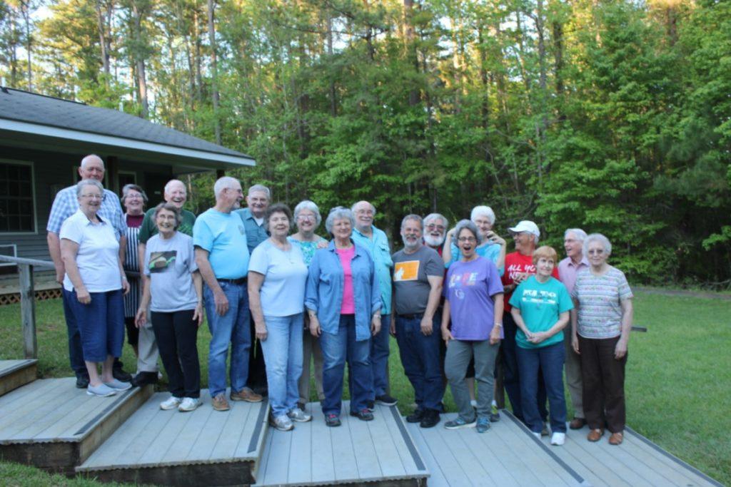 Senior Retreat 2019 Group Photo